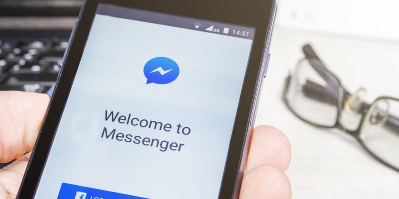 Facebook Messenger mobiel