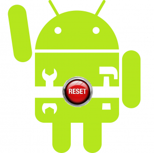 Android resetten