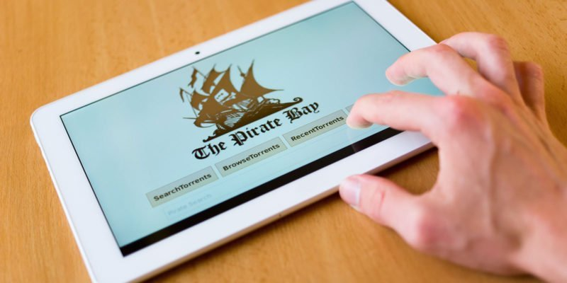 Pirate bay op tablet