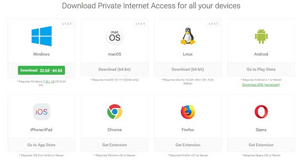 Private Internet Access review 2019  Goed beveiligd en