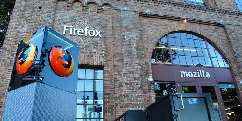 Mozilla Firefox kantoor