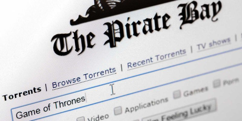 Game of Thrones torrents op The Pirate Bay