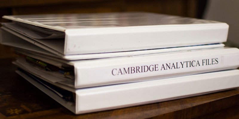 Cambridge analytica mappen