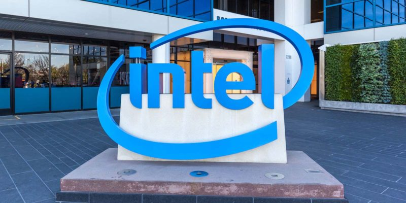 Intel kantoor