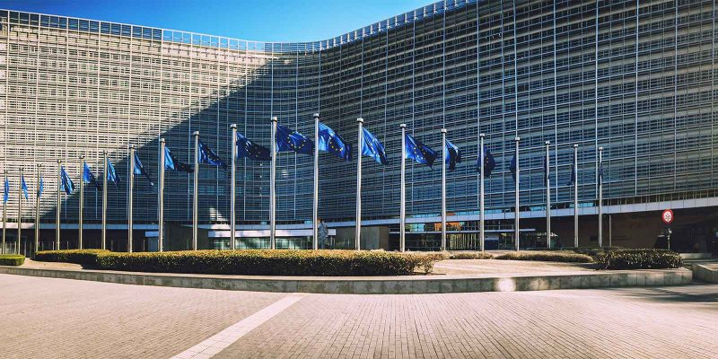 Brussel Foto Europees Parlement
