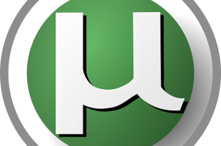 Logo uTorrent downloadsoftware