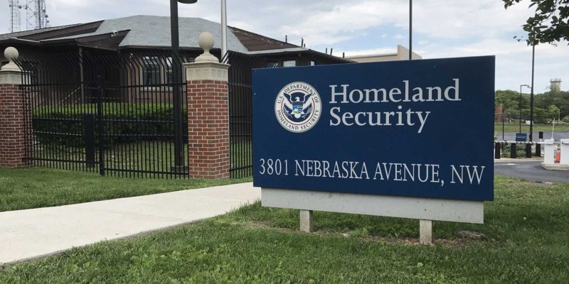 Homeland Security Adres