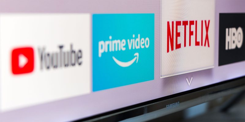 streaming services op tv